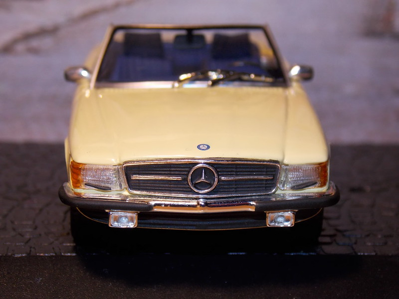 Mercedes Benz 350 SL – 1981