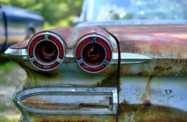 Pontiac patina