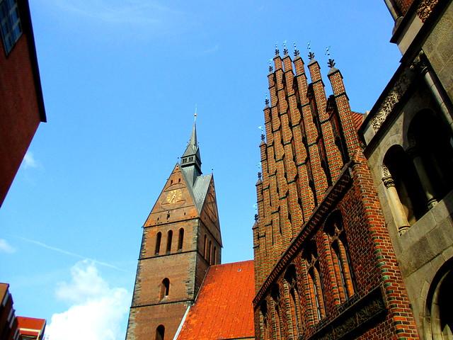 Ausflug zu meinen Erinnerungen: Heimatstadt Hannover