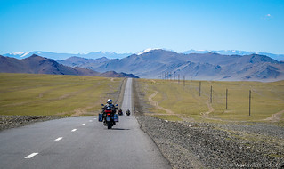 Mongolia Uglii to Khvod-3 | by Worldwide Ride.ca