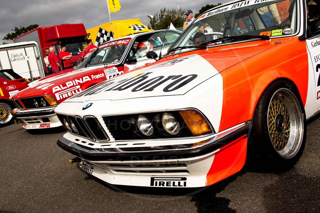 BMW 635's