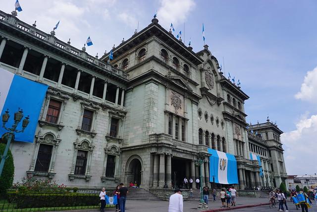 Palacio Nacioanl de la Cultura, Guatemala