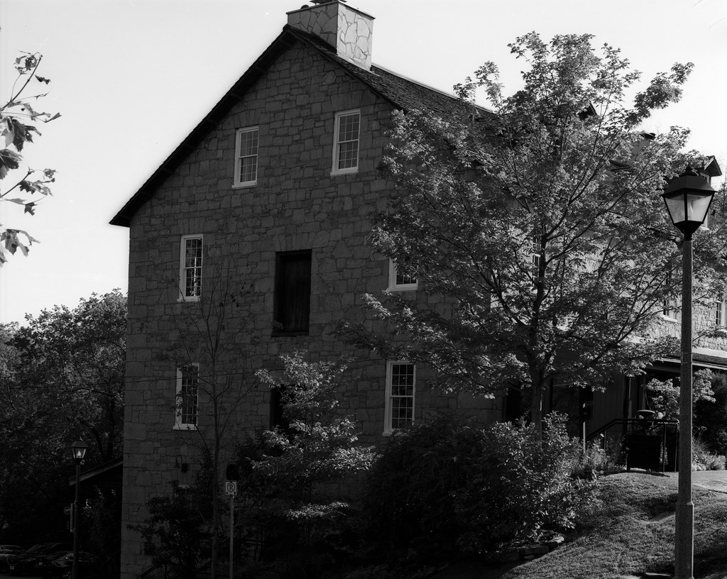 The Ancaster Mill