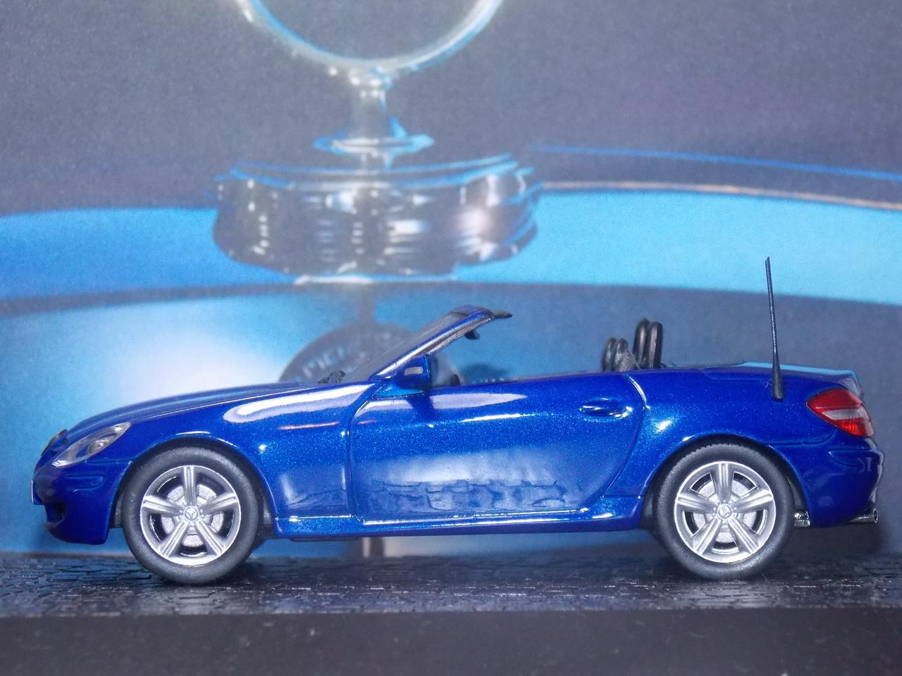 Mercedes Benz 350 SLK – 2005