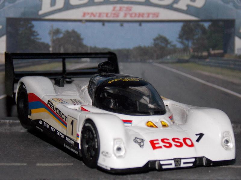 Peugeot 905 Evo 1B – Le Mans 1992