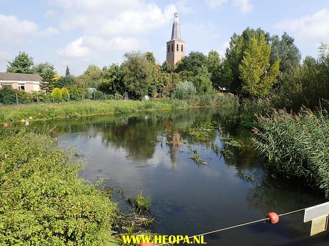 2017-09-16      -St. Oedenrode  OLAT 50 jaar    Jubileumtocht    28 Km (131)