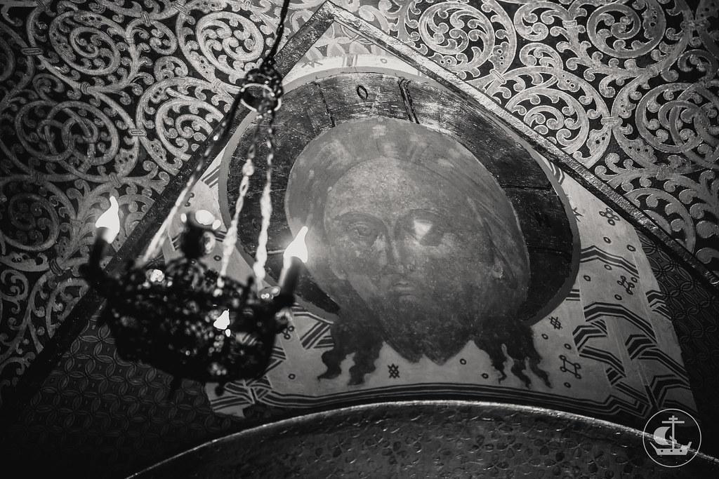 30 сентября 2017, Литургия в Воскресенком Новодевичьем монастыре. Мцц. Веры, Надежды, Любови и матери их Софии / 30 September 2016, Divine Liturgy at Novodevichy monastery of Resurrection. Martyrs Sophia, Faith (Vera), Hope (Nadezhda), and Love (Lyubov)