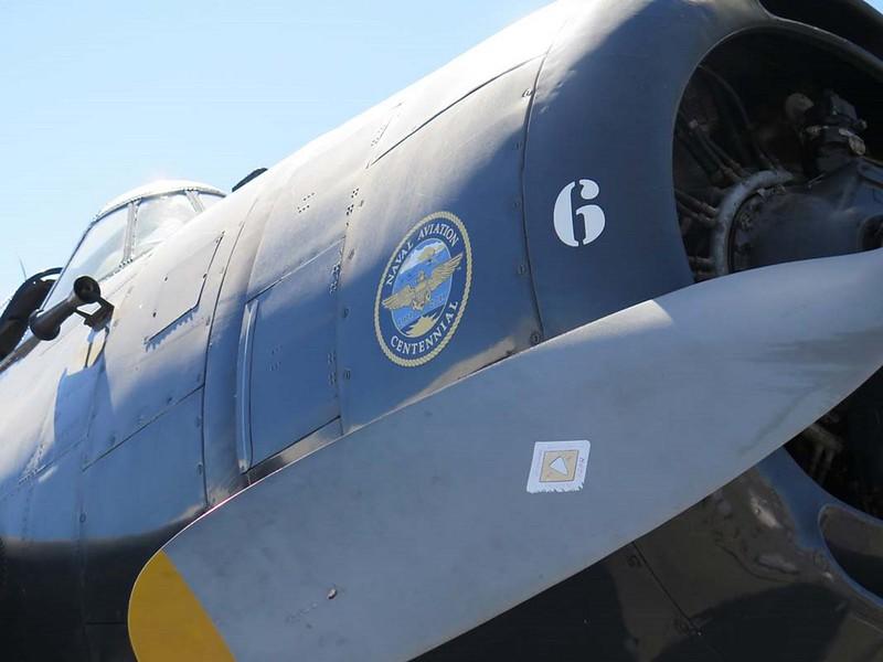 Grumman TBM-3E Avenger 4