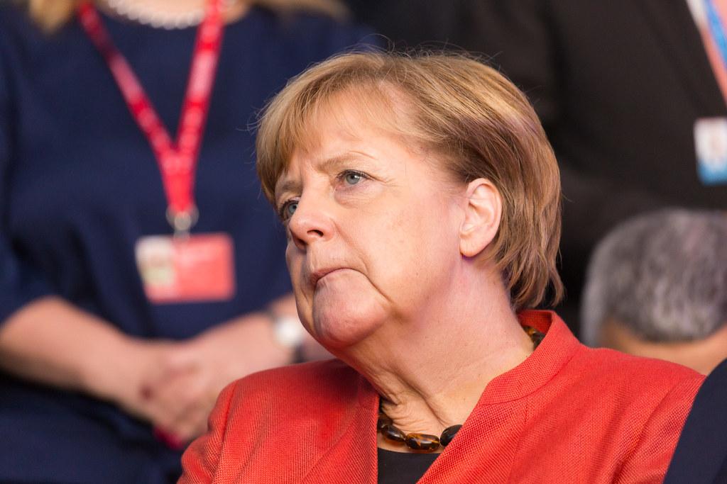 Angela Merkel | Angela Merkel, Chancellor, Germany Photo: Ar… | Flickr