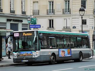 Bus 8689 Paris   by WT_fan06