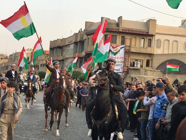 Support kurdish Independence!
