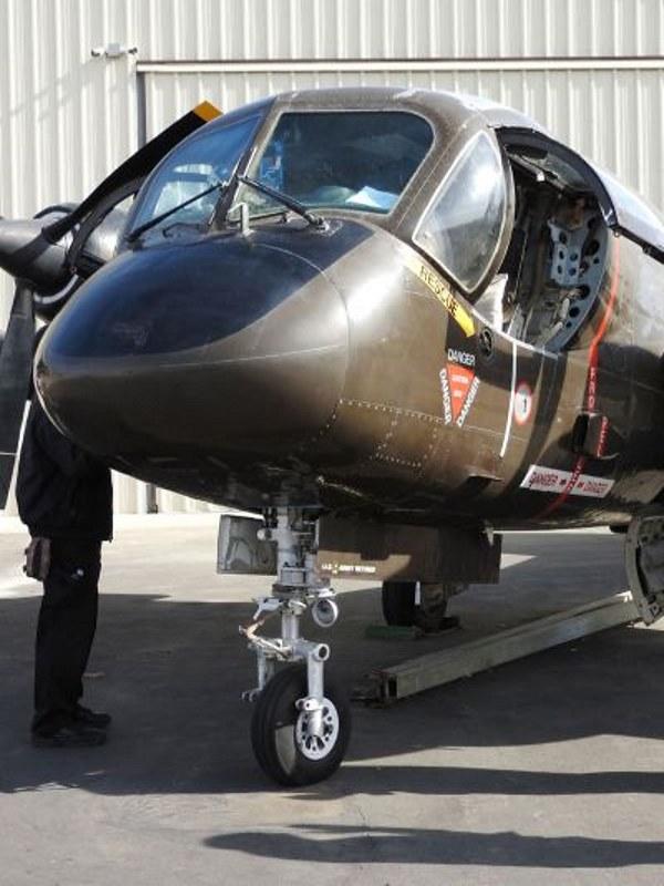 Grumman OV-1 Mohawk 4