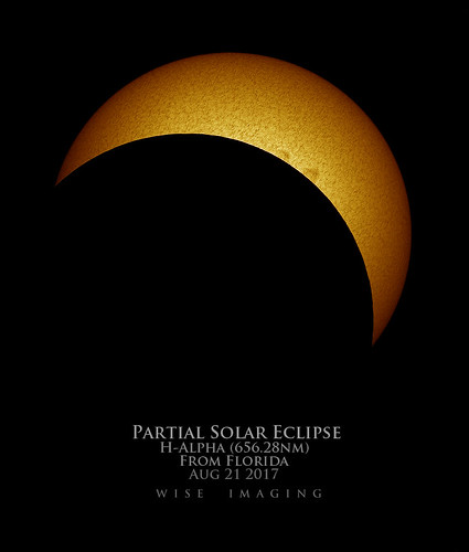PeakPartialEclipse_HA_02_08212017 | by Mwise1023