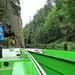Řeka Kamenice, přístaviště před Edmundovou soutěskou, foto: Petr Nejedlý