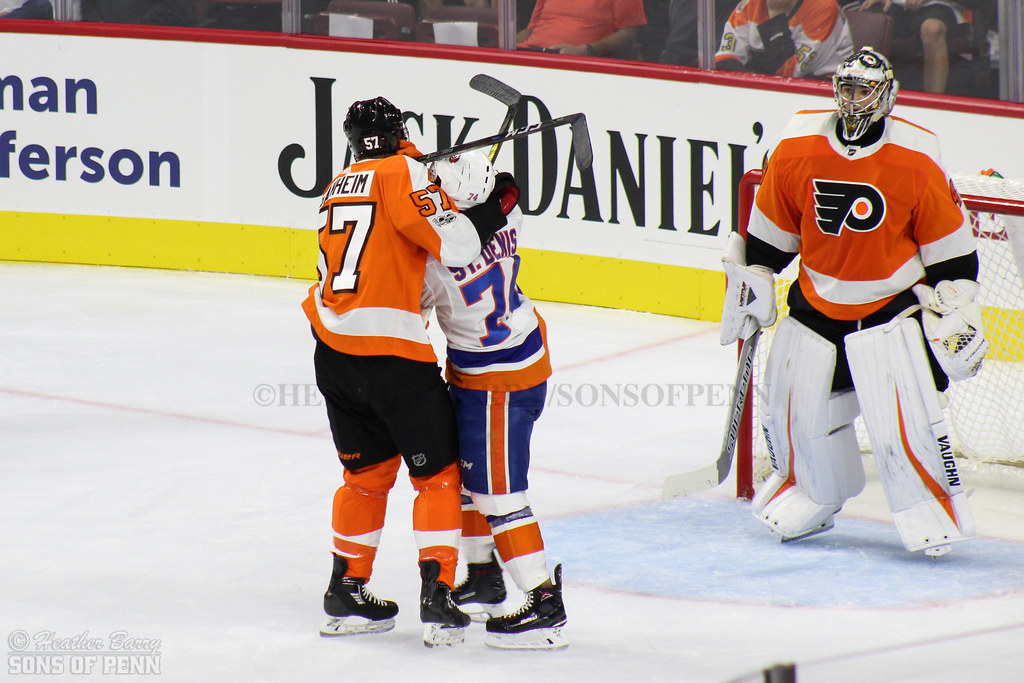 5832852e Philadelphia Flyers vs. New York Islanders - Rookie Game (…   Flickr