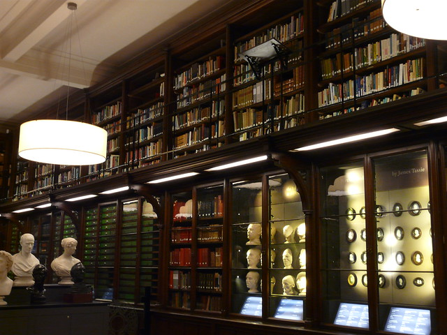 The Library, Scottish National Portrait Gallery