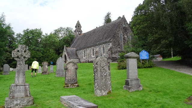 Balquhidder Church Cemetery