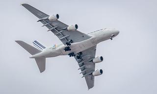 Air France A380 (MEX) | by ruifo