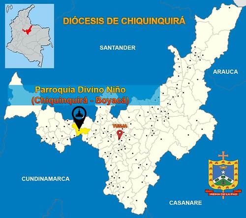 Parroquia Divino Niño (Chiquinquirá - Boyacá) | by SITIO WEB DIÓCESIS DE CHIQUINQUIRÁ