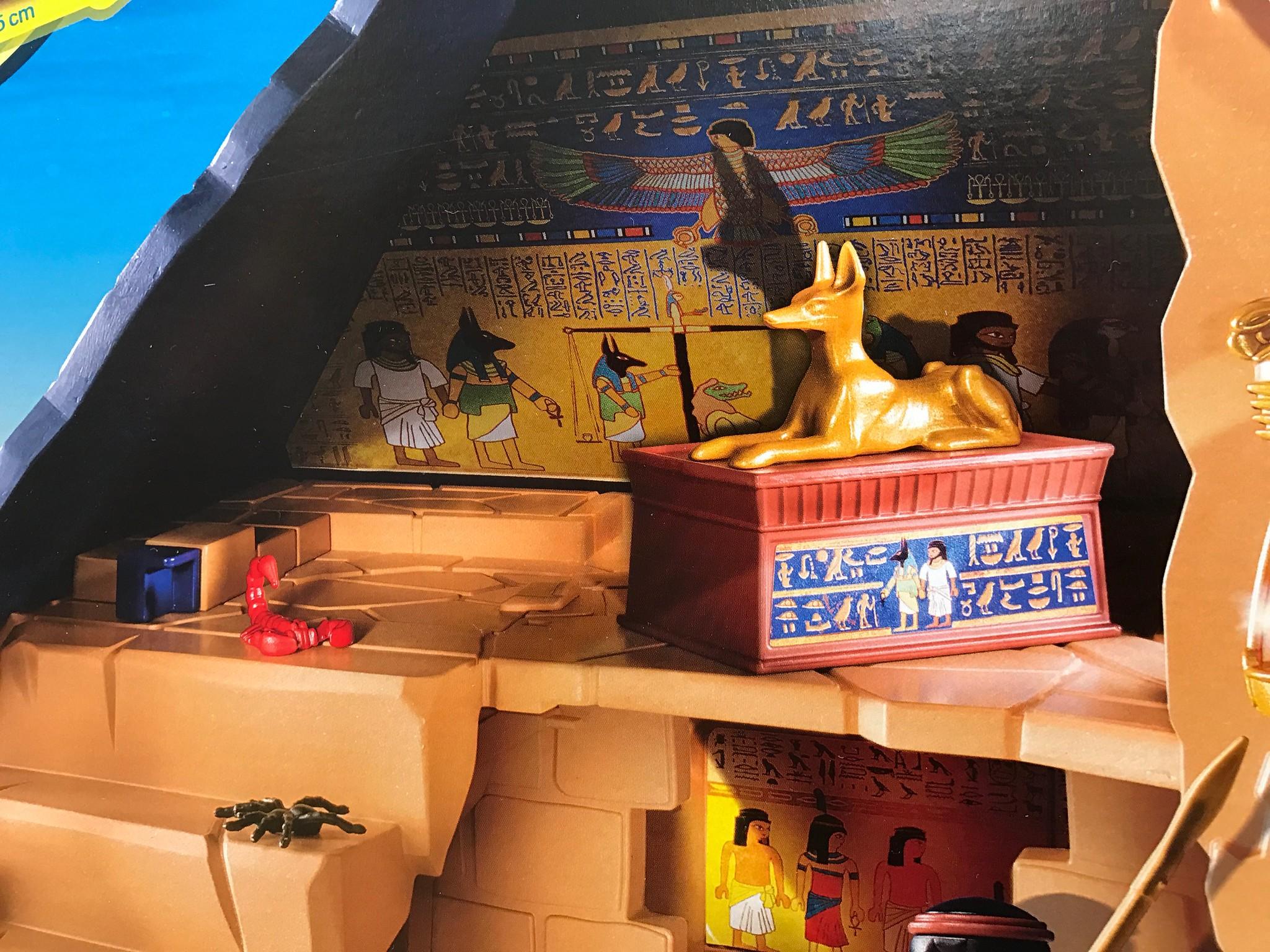 Playmobil Pyramid Crypt