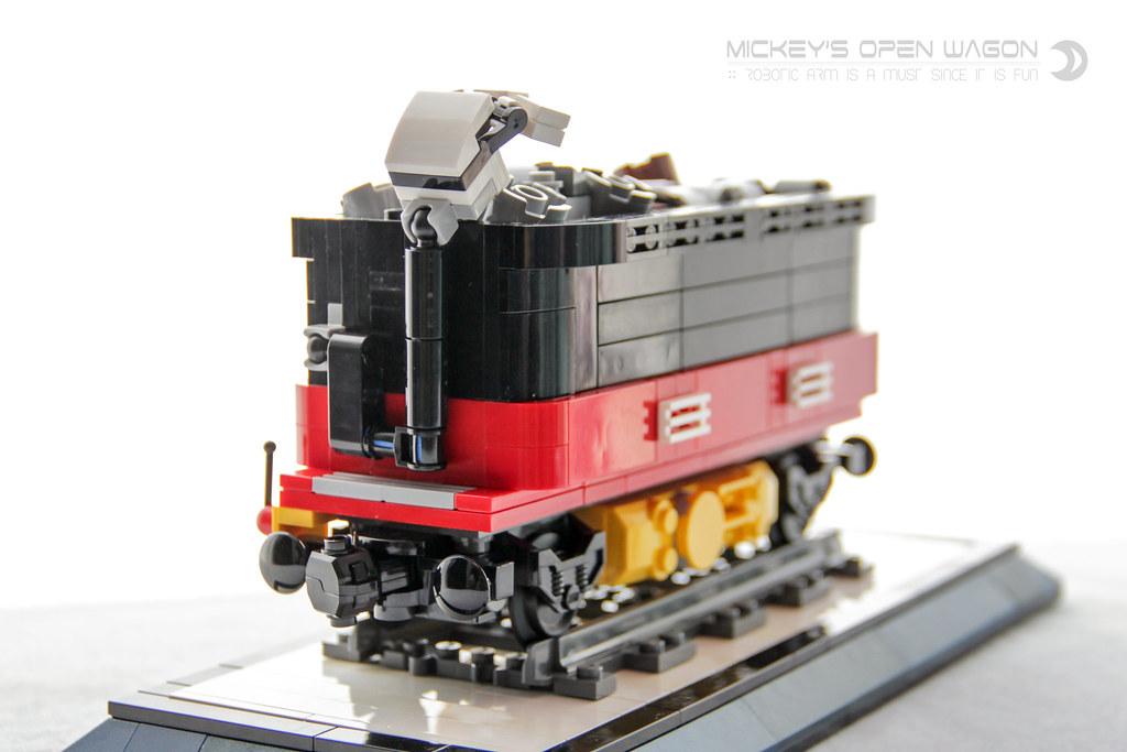 Mickey's Open Wagon
