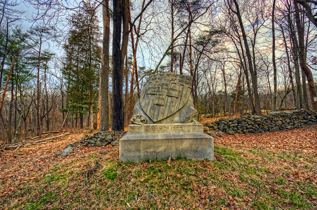 Gettysburg: 7th Maine Infantry