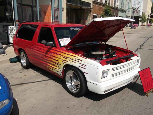 1983 Chevy S10 Blazer