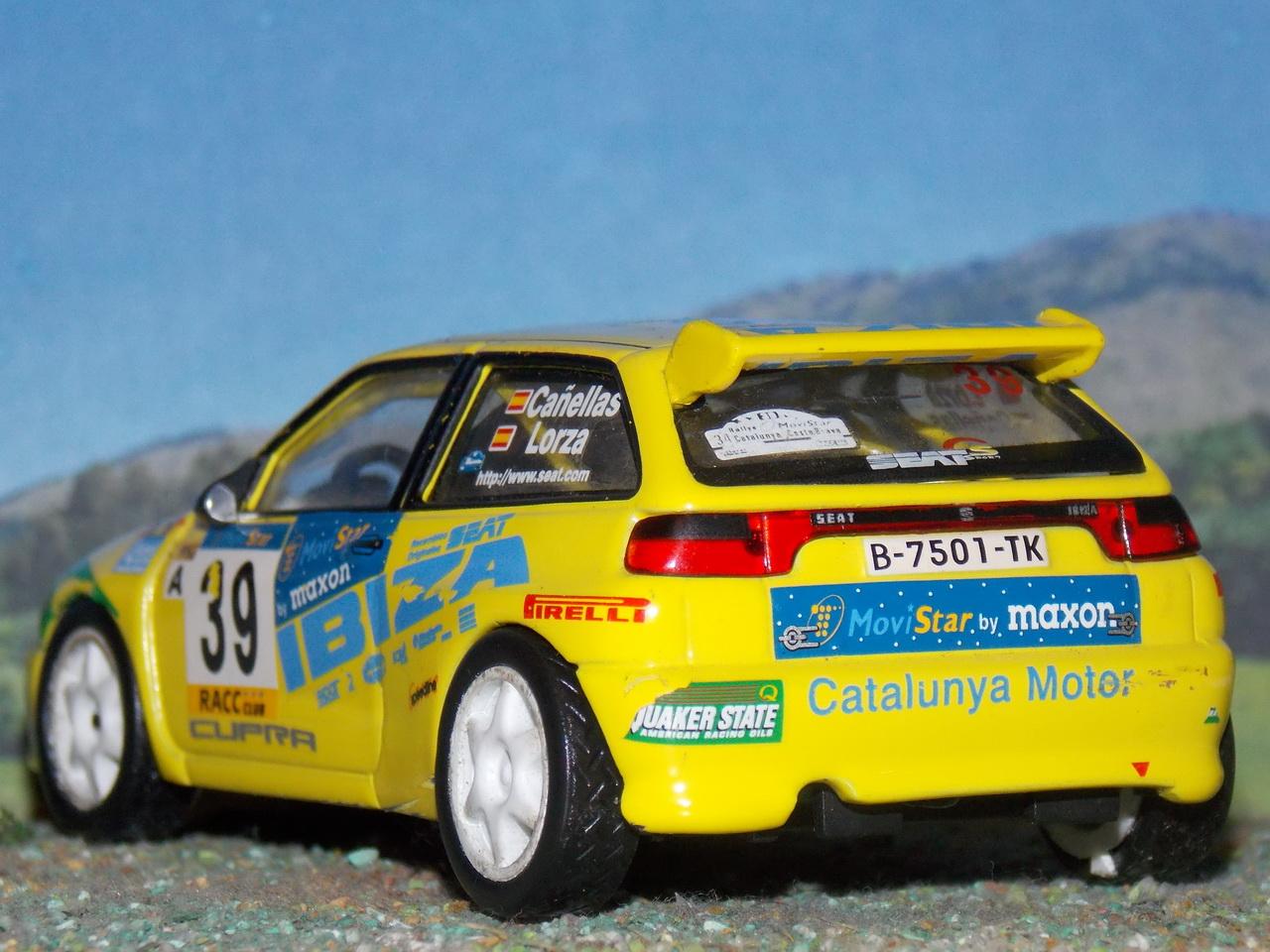 Seat Ibiza GTi – Catalunya 1998