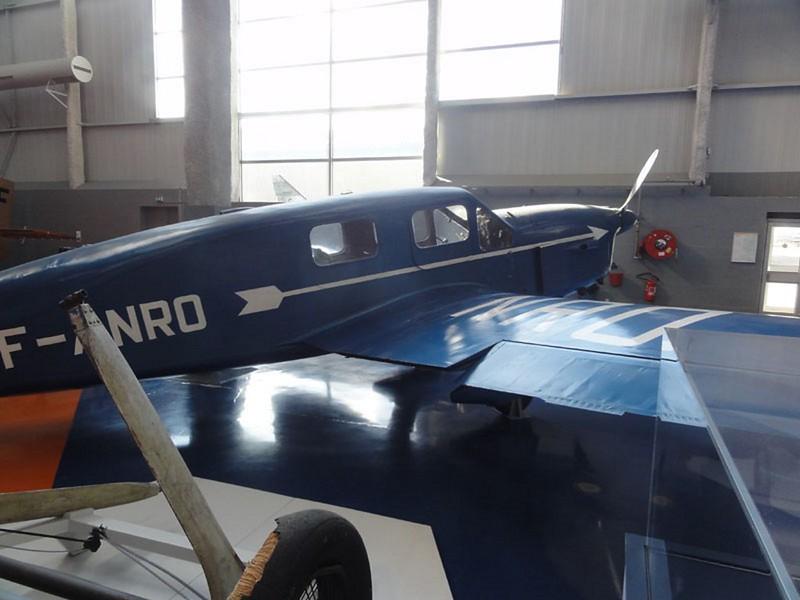 Caudron C. 630 Simoun 4