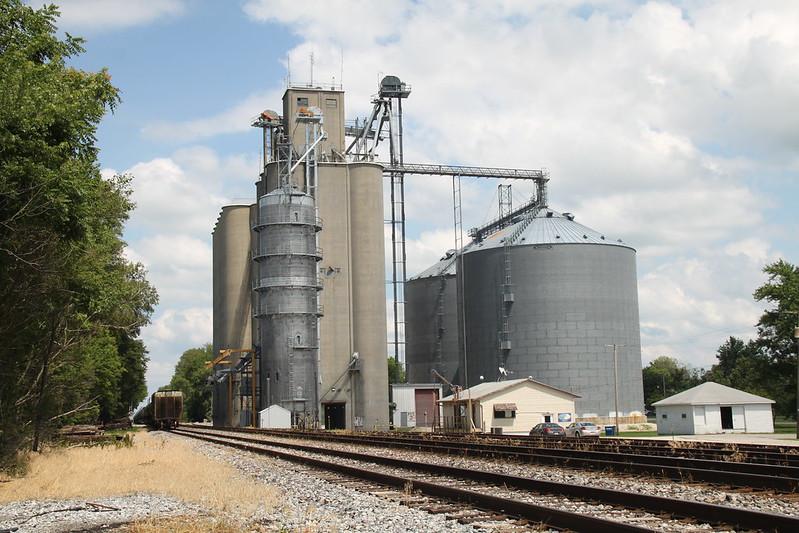 Tolono Grain Elevator