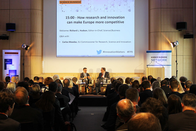 Innovation matters: Debating priorities for a competitive Europe, 6 September, Brussels