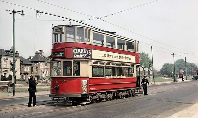 London Transport Tram Route 44