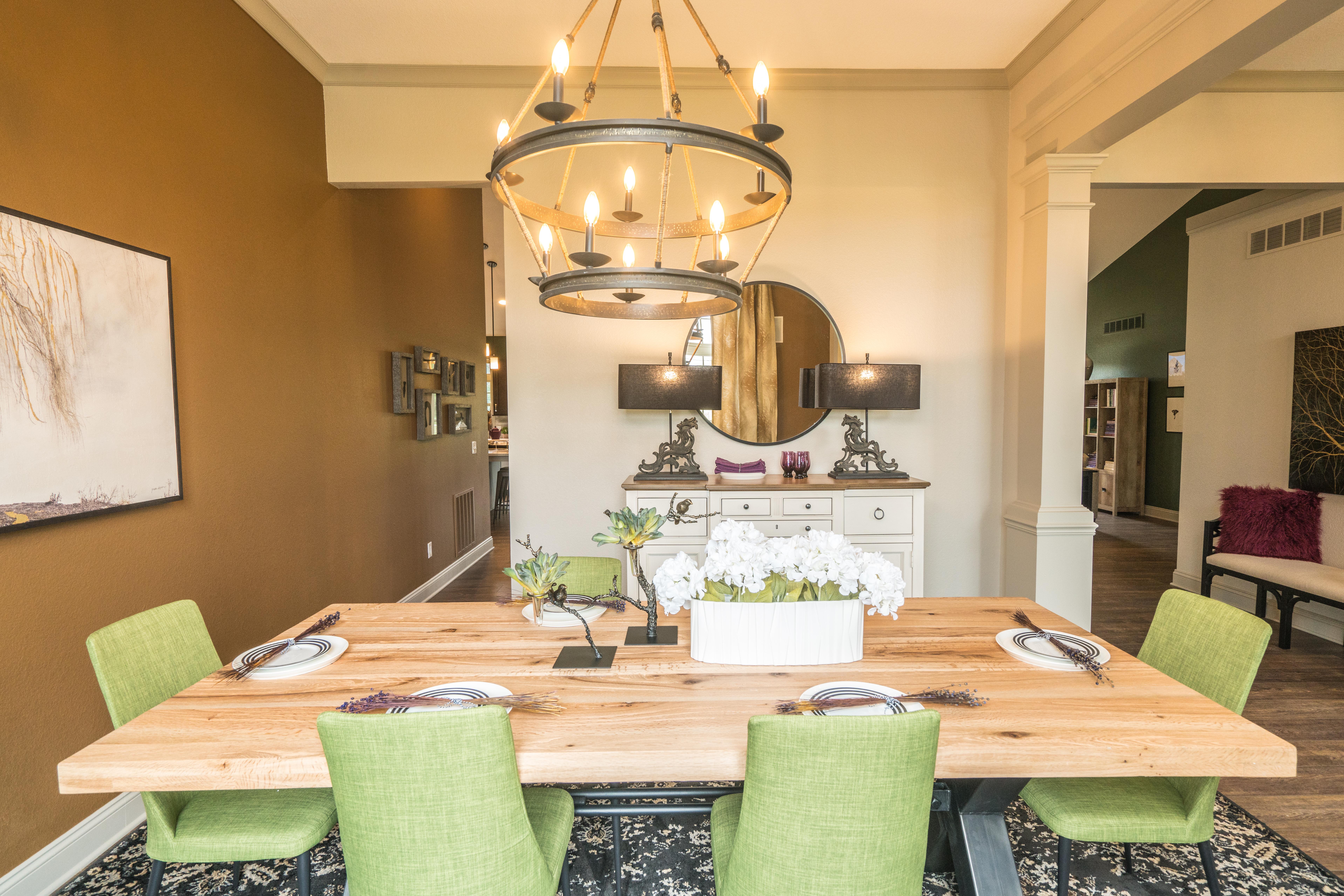 Lighting trends shining bright in 2018 - Wayne Homes