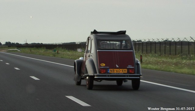 Citroën 2CV Charleston 1985