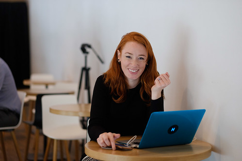 Hannah Fry at the Data of Tomorrow Conference 2017 | by Sebastiaan ter Burg
