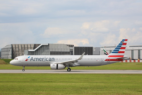 A321 American Airlines N910AU | by XFW-Spotter