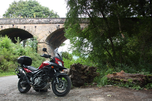 Viaduct at Bakewell