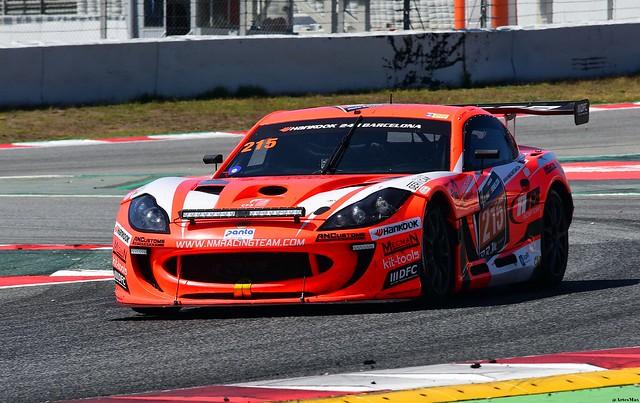 Ginetta G55 GT4 / Nikolay Dmitriev / Maxime Guillemat / Marc de Fulgencio / Ivan Pareras / Nil Montserrat / NM Racing Team