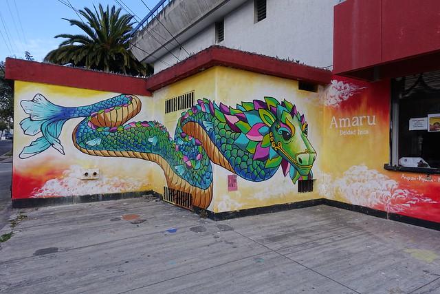 street art quito ecuador