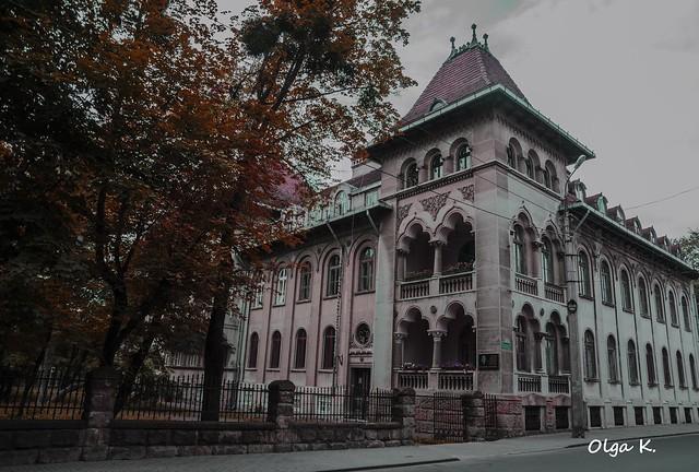 house, Chernivtsi, Ukraine