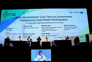 WCIT - Open Government: Civic Tech on Government Transparency and Citizen Participation | by mySociety