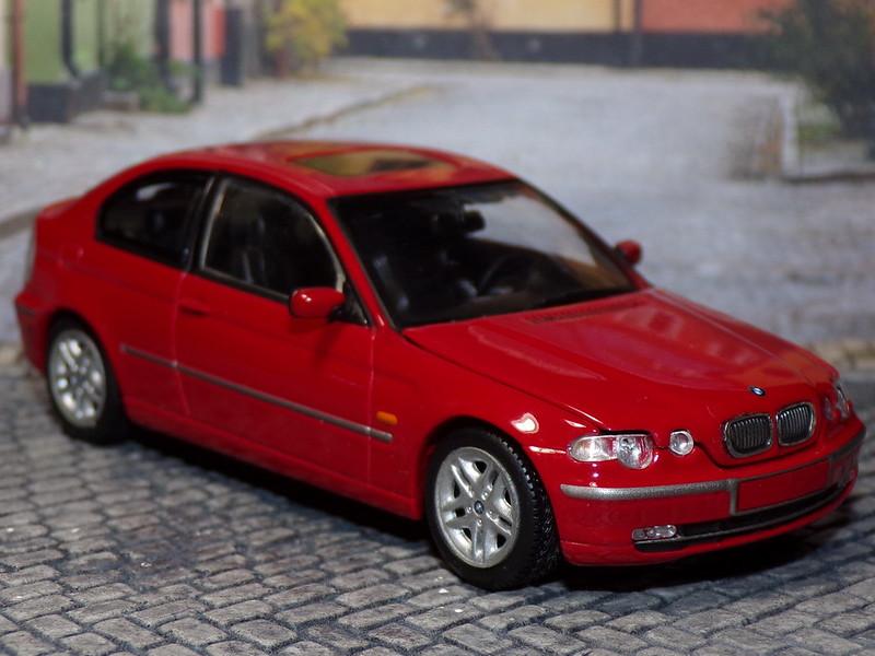BMW 325ti Compact – 2001