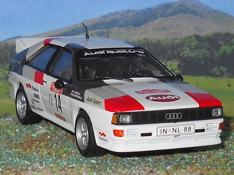 Audi Quattro A1 – San Remo 1981