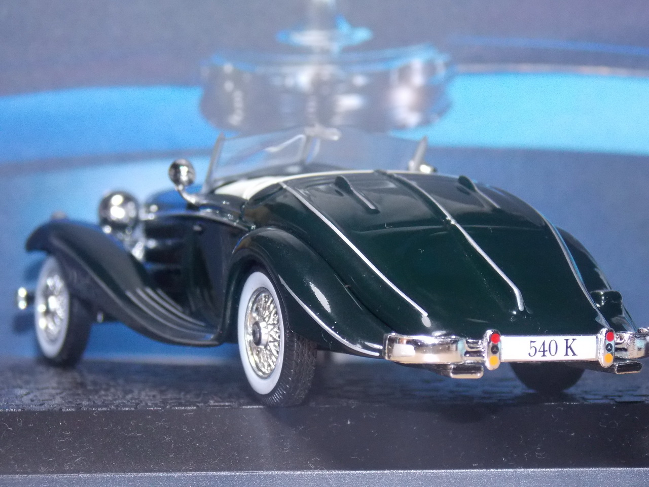 Mercedes Benz 540K Special Roadster – 1936