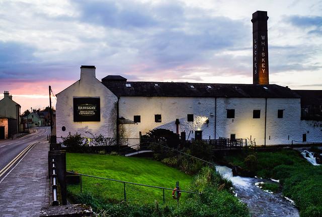 Kilbeggan Distillery, County Westmeath