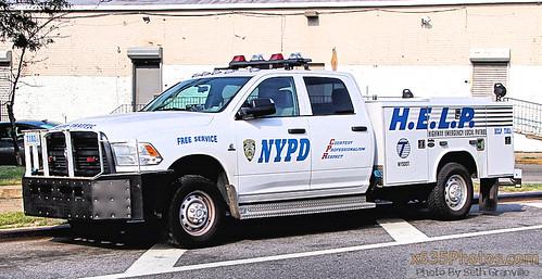NYPD HELP 7192-12 Photo