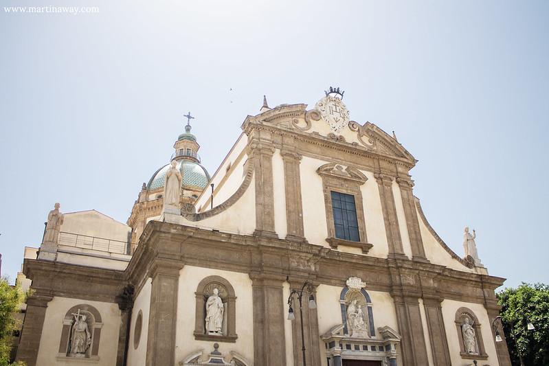 Chiesa del Gesù,  cosa vedere a Palermo