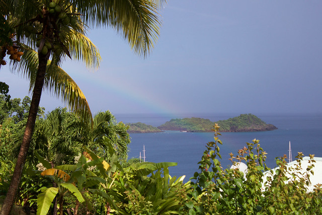 03-Rainbow on the Pigeon Islands