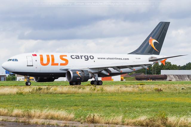 ULS Cargo (TC-LER) A310-308F at Maastricht (EHBK)