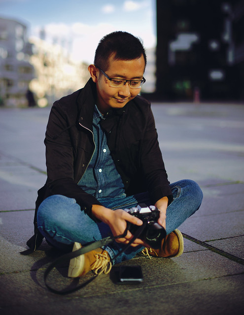 Photography buddah